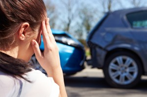 stress of car accidents and insurance claims
