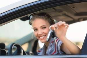 assist your teen drivers with driving safely without you