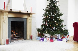 Holiday fire safety & homeowners insurance protection