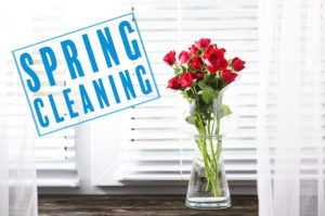The benefits of spring cleaning your home and insurance