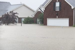 Be sure you are protected with flood insurance