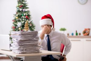 ensure your employees are healthy and well during work over holidays