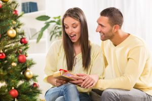 Consider additional insurance with expensive gifts