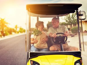 determine whether you need golf cart coverage